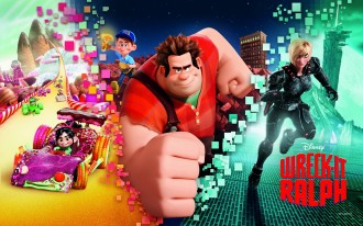 Wreck-It Ralph All-New Prequel Comic App and Game