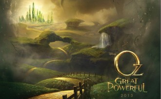 Oz the Great and Power comes in a new Google Chrome Experience