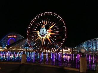 Disney's California Adventure as part of the Tinker Bell Half Marathon