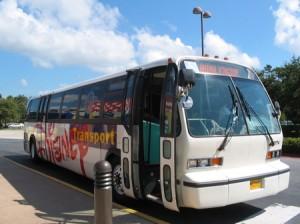 Disney Transportation (phot credit everythingwdisneyworld.com)