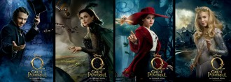 Oz the Great and Powerful Opens March 8, 2013