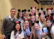 Scott Greenberg and the Disneyland Resort Youth Leaders Program