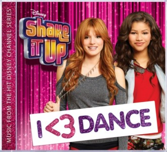 The All-New CD From Disney's Shake It up