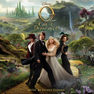 Danny Elfman's New Score for 'Oz The great And Powerful'