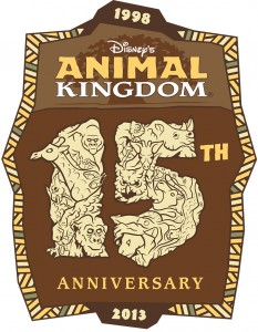 Happy 15th Birthday Disney's Animal Kingdom