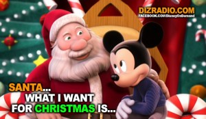 """Dear Santa All I Want For Christmas is my Pal Pluto Back..."""