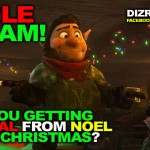 """Jingle BAM! - Are You Getting Coal from Noel this Christmas?"" The Prep & Landing Crew is standing by!"