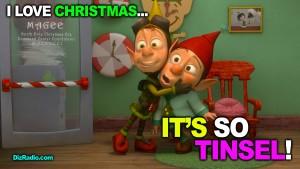 """I Love Christmas... It's So Tinsel"" - Prep & Landing"