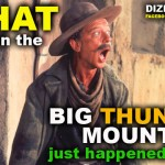 "At some point in your Disney Trip you think.... ""WHAT IN THE BIG THUNDER MOUNTAIN JUST HAPPENED!"""