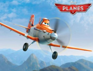 Disney's Planes at the EAA AirVenture