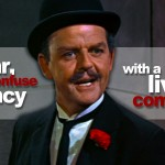 """My Dear, Never Confuse Efficiency with a Liver Complaint"""