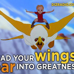 """Spread Your Wings And Soar Into Greatness!"" Rescuers Down under"