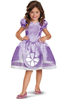 Sofia the First Costumes Ready for Pre-Order