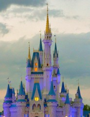 The Magic Kingdom at Walt Disney World