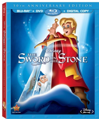 Walt Disney's Animated Classic Comes to Blu-Ray August 6th