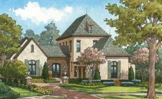 Marceline neighborhood announced at Golden Oak at Walt Disney World Resort.