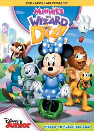 Minnie's the Wizard of Dizz Coming to DVD on June 11
