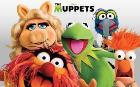 The Great Muppets Movie Ride