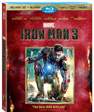 Marvel's Iron Man 3 Soars on September 23rd
