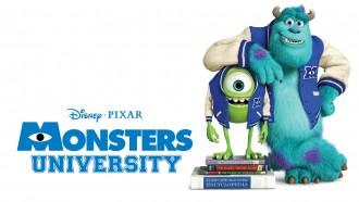 Disney • Pixar's Monsters University