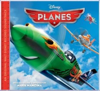 Walt Disney Pictures 'Planes' Soundtrack