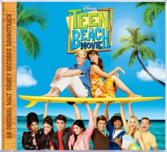 Disney Channel's Newest Film 'Teen Beach Movie' Soundtrack