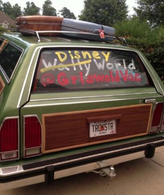 The Griswold Family takes a road trip to Walt Disney World.