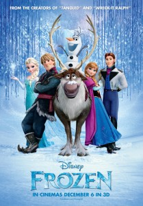Disney's Frozen Hits Theaters December 6