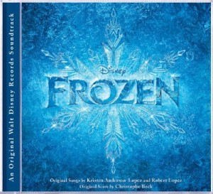 Disney's 'Frozen' Official Soundtrack
