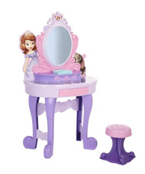 Disney Sofia the First Royal Talking Enchanted Vanity