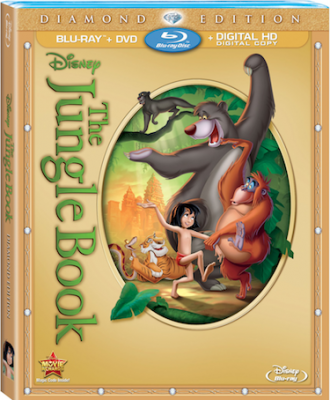 The Jungle Book Swings onto Blu-ray™, DVD and Digital on February 11, 2014