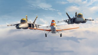 Disney's Planes Flies on to Blu-Ray