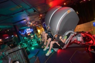 Raytheon's Sum of all Thrills celebrates its fourth anniversary in INNOVENTIONS at Epcot at the Walt Disney World Resort