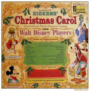 An Adaption of Dickens' Christmas Carol by The Walt Disney Players
