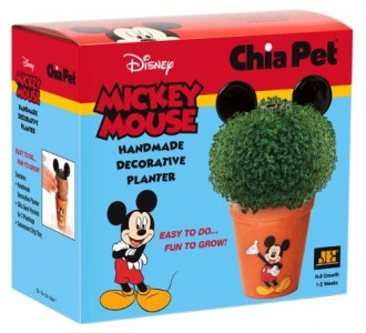 Ch-Ch-Ch-Chia! Chia Mickey Mouse