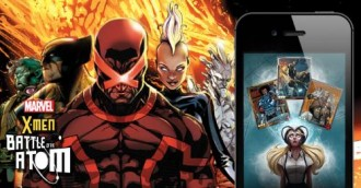 X-Men: Battle of the Atom game