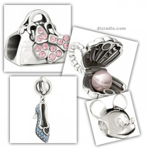 A Silver Breeze offers new the new Chamilia Beads release including Valentine's and Disney beads.