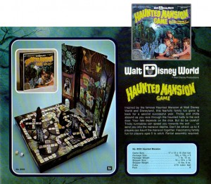 The 1972 Classic Game: The Haunted Mansion
