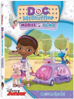 Doc McStuffins Arrives on DVD Tuesday, March 18