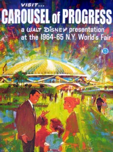 'The Carousel of Progress' Celebrating 50 Years!