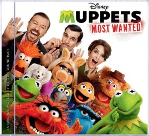 Muppets Most Wanted Official Soundtrack