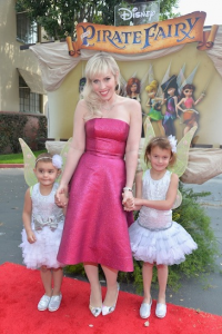"Songwriter/Performer Natasha Bedingfield and guests attend the World Premiere of Disney's ""The Pirate Fairy."""