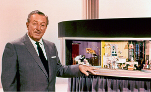 The Carousel of Progress is one of the only attractions at Walt Disney World that has personally been touched by Walt himself.