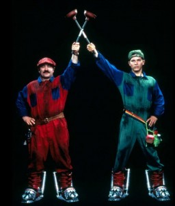 Super Mario Brothers The Movie