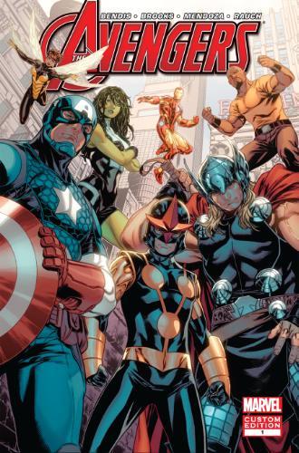 Heroes Welcome: A New Avengers Comic Book