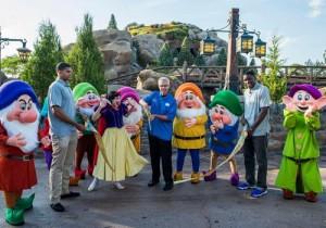Seven Dwarfs Mine Train Officially Opens at Walt Disney World Resort
