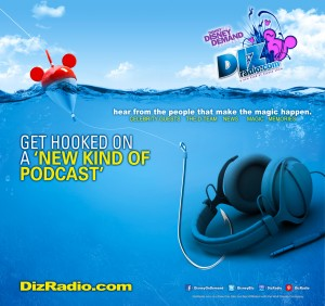 DizRadio.com: 'Get Hooked on a New Kind of Disney Podcast'