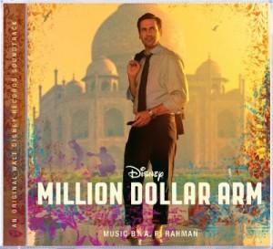Disney's Million Dollar Arm OST