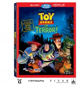 The Toy Story of TERROR! is coming August 19