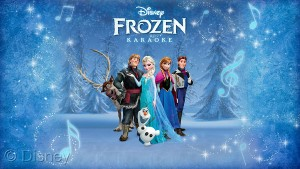 The All-New App Let's You Become the Star of Frozen
